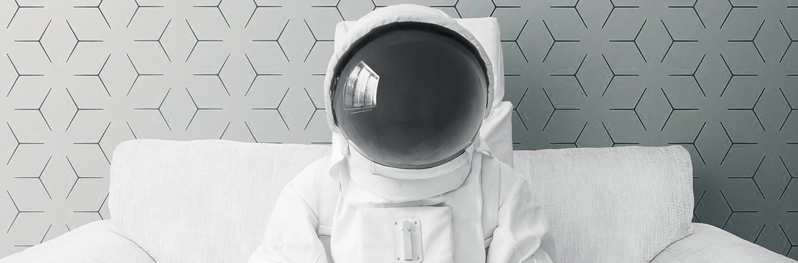 Illustrasjonsbilde_astronaut i sofa