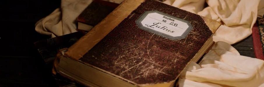 Julius sin dagbok fra TV-serien Snøfall NRK