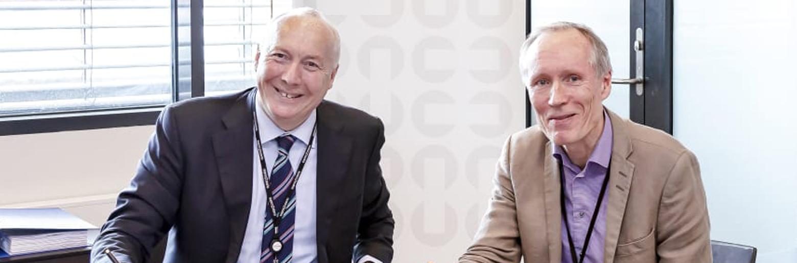UDI inngar strategisk partneravtale med Sopra Steria