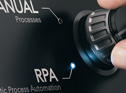Knapp for Robotic Process Automation