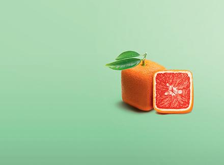 Firkantet appelsin