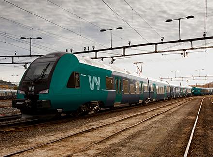 Vy-tog Foto: Snøhetta