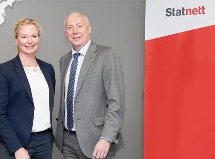 Statnett inngar strategisk partnerskapsavtale med Sopra Steria, ved Krogstad og Rusti