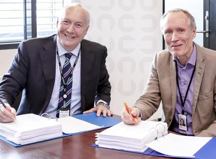 UDI inngår strategisk partneravtale med Sopra Steria.